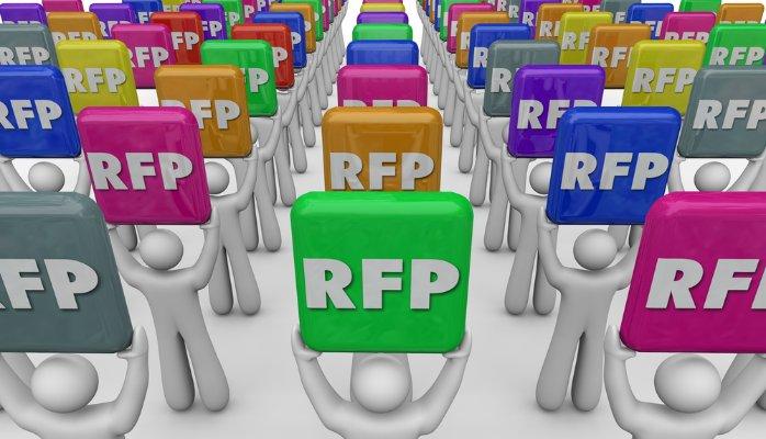 Blind RFP