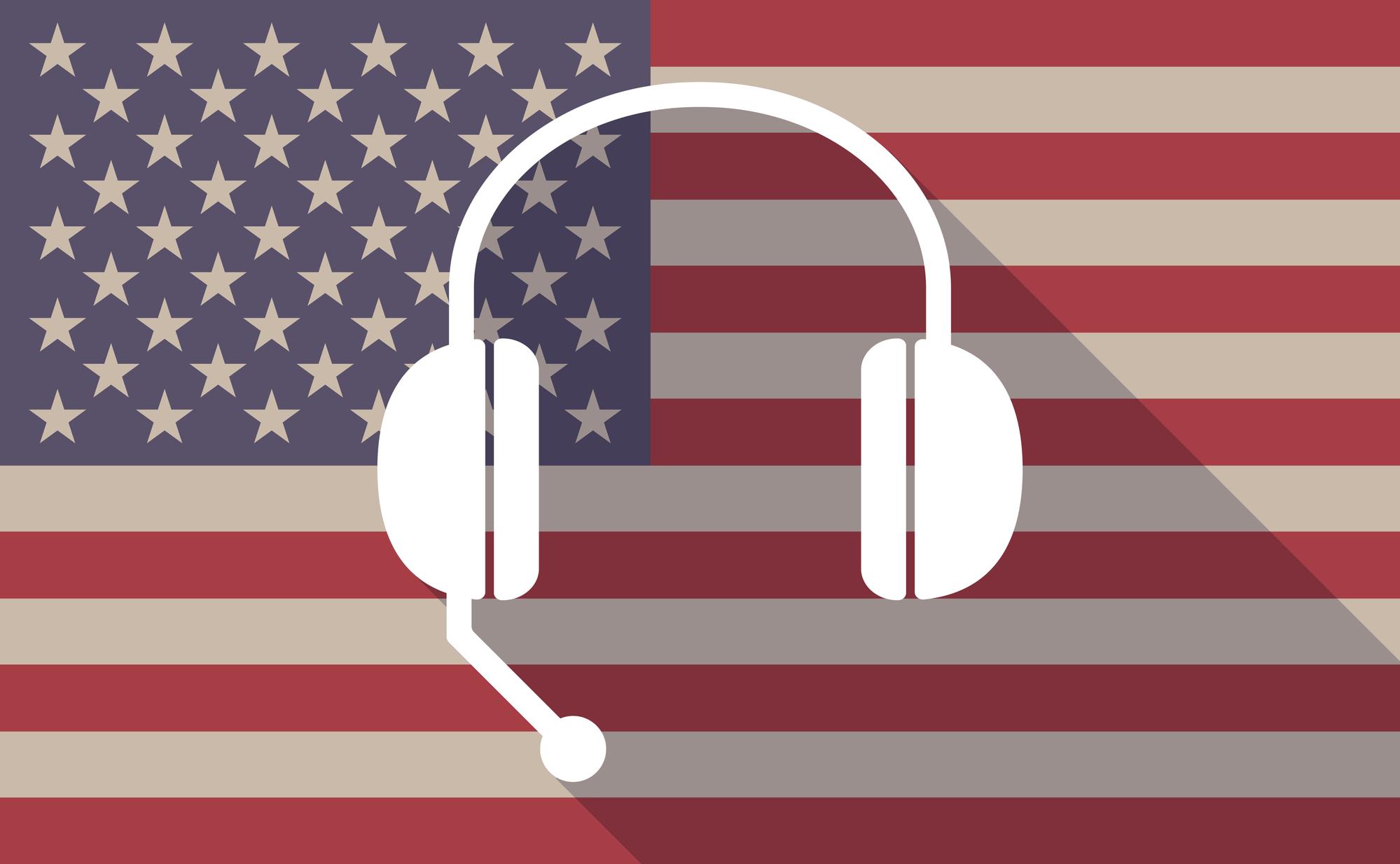 U.S. call center