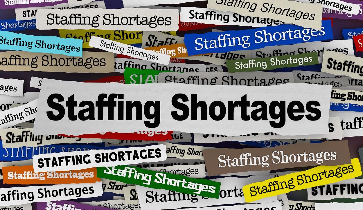call center staffing shortage